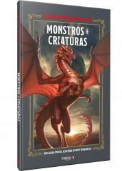 DUNGEONS E DRAGONS - MONSTROS E CRIATURAS