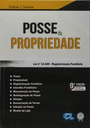 POSSE E PROPRIEDADE - 9a ED - 2019