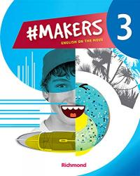 MAKERS 3 - ENGLISH ON THE MOVE - STUDENTS BOOK