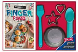 FINGER FOOD - RECEITAS PARA DIVIDIR COM AMIGOS