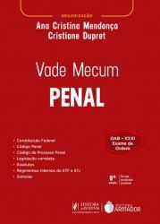 VADE MECUM PENAL - 8a ED - 2020