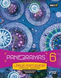 PANORAMAS LINGUA PORTUGUESA - 6 ANO - ALUNO - BNCC