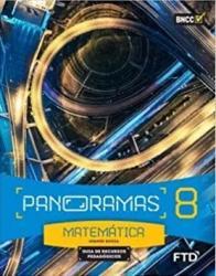 PANORAMAS MATEMATICA 8 ANO