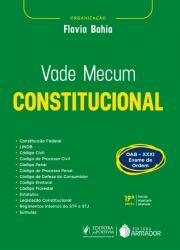 VADE MECUM CONSTITUCIONAL - 19a ED - 2020