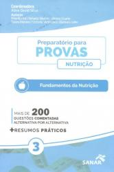 PREPARATORIO PARA PROVAS - NUTRICAO - VOL 3 - 1a ED - 2019