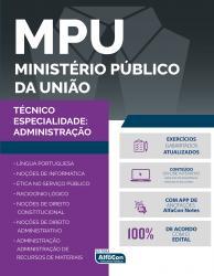 MINISTERIO PUBLICO DA UNIAO - MPU - 2a ED - 2020