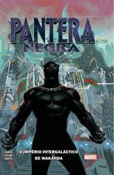 PANTERA NEGRA - VOL 01 - IMPERIO INTERGALACTICO DE WAKANDA