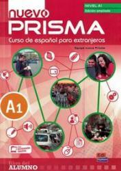 NUEVO PRISMA A1 - LIBRO DEL ALUMNO CON CD AUDIO