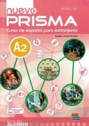 NUEVO PRISMA A2 - LIBRO DEL ALUMNO CON CD