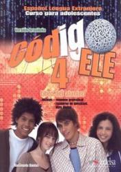CODIGO ELE 4 - LIBRO DEL ALUMNO + LIBRO DE EJERCICIOS - VERSION BRASIL