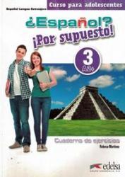 ESPANOL - POR SUPUESTO 3 - CUADERNO DE EJERCICIOS
