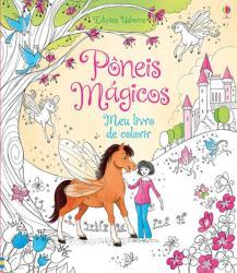 PONEIS MAGICOS : MEU LIVRO DE COLORIR