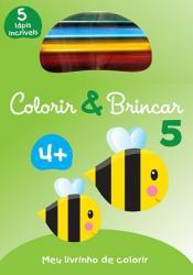 COLORIR & BRINCAR 5 : VERDE