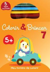 COLORIR & BRINCAR 7 : LARANJA