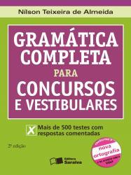 GRAMATICA COMPLETA PARA CONCURSOS E VESTIBULARES