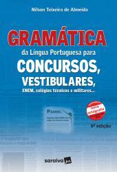 GRAMATICA DA LINGUA PORTUGUESA PARA CONCURSO-2009