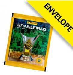 ENVELOPE DE FIGURINHAS - BRASILEIRAO 2020