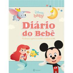 DIARIO DO BEBE - DISNEY BABY
