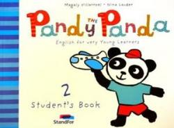PANDY THE PANDA - EDUCACAO INFANTIL - VOL. 2