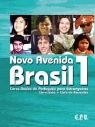 NOVO AVENIDA BRASIL 1 - CURSO BASICO DE PORTUGUES PARA ESTRANGEIROS