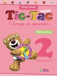 TIC-TAC - E TEMPO DE APRENDER - MATEMATICA 2