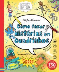 COMO FAZER HISTORIAS EM QUADRINHOS
