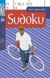 SUDOKU - FACIL, MEDIO, DIFICIL - LIVRO 30