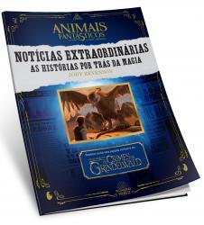 ANIMAIS FANTASTICOS E ONDE HABITAM - NOTICIAS EXTRAORDINARIAS