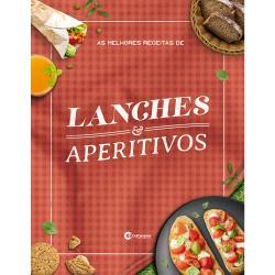 MELHORES RECEITAS DE LANCHES E APERITIVOS, AS