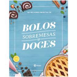 MELHORES RECEITAS DE BOLOS, SOBREMESAS E DOCES, AS