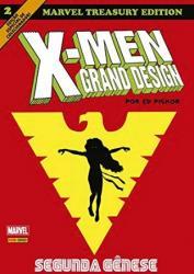 X-MEN GRAND DESIGN VOL. 2: SEGUNDA GENESE