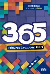 365 PALAVRAS CRUZADAS PLUS - VOLUME I