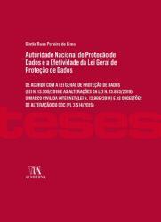 AUTORIDADE NACIONAL DE PROTECAO DE DADOS E A EFETIVIDADE DA LEI GERAL DE PROTECAO DE DADOS