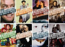 COLECAO OS MELHORES FILMES DE TODOS OS TEMPOS (8 VOLUMES)