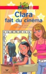 CLARA FAIT DU CINEMA