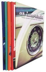 BOX - OS IMORTAIS - PARA QUEM E VICIADO EM CARROS - 4 VOLUMES