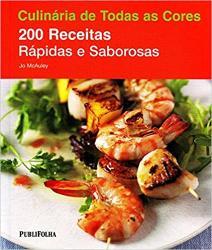 200 RECEITAS RAPIDAS E SABOROSAS.