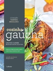 TEMPERO BRASILEIRO (BILINGUE) - COZINHA GAUCHA
