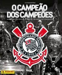 ALBUM CORINTHIANS: O CAMPEAO DOS CAMPEOES - CAPA DURA