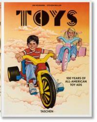 ALL AMERICAN ADS TOYS