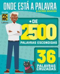 COLECAO PIC NIC - ONDE ESTA A PALAVRA E OUTROS DESAFIOS