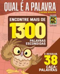 COLECAO PIC NIC - QUAL E A PALAVRA E OUTROS DESAFIOS