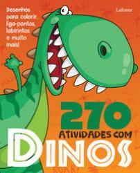 270 ATIVIDADES COM DINOS