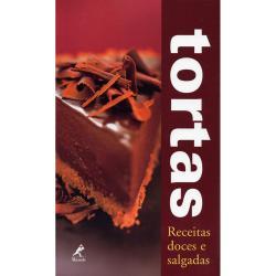 TORTAS - RECEITAS DOCES E SALGADAS