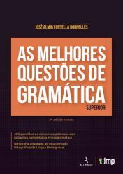 MELHORES QUESTOES DE GRAMATICA, AS - 3a ED - 2017