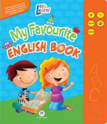 LETS LEARN! - MY FAVOURITE ENGLISH BOOK