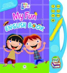 LETS LEARN! - MY FUN ENGLISH BOOK