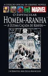MARVEL GRAPHIC NOVELS - VOL 09 - O ESPETACULAR HOMEM-ARANHA - A ULTIMA CACADA DE KRAVEN