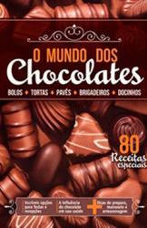 MUNDO DOS CHOCOLATES 80 RECEITAS ESPECIAIS