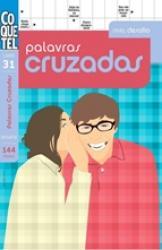PALAVRAS CRUZADAS - NIVEL DESAFIO - VOL 31